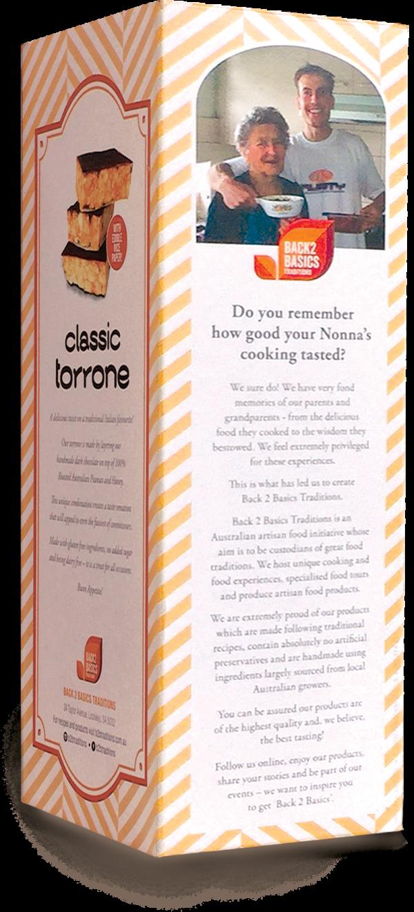 Torrone Side