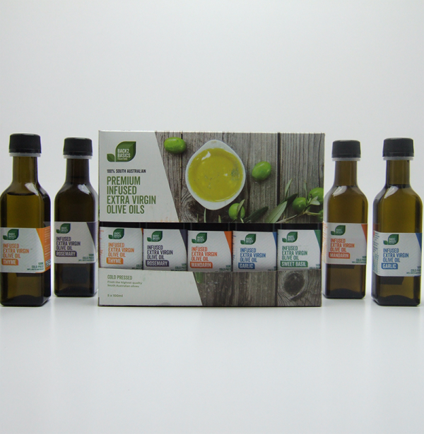 Infused Olive Oil 5Pk