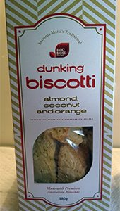 Dunking Biscotti